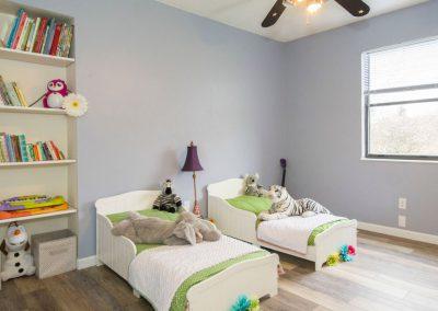 Décoration apaisante pour une chambre d'enfant